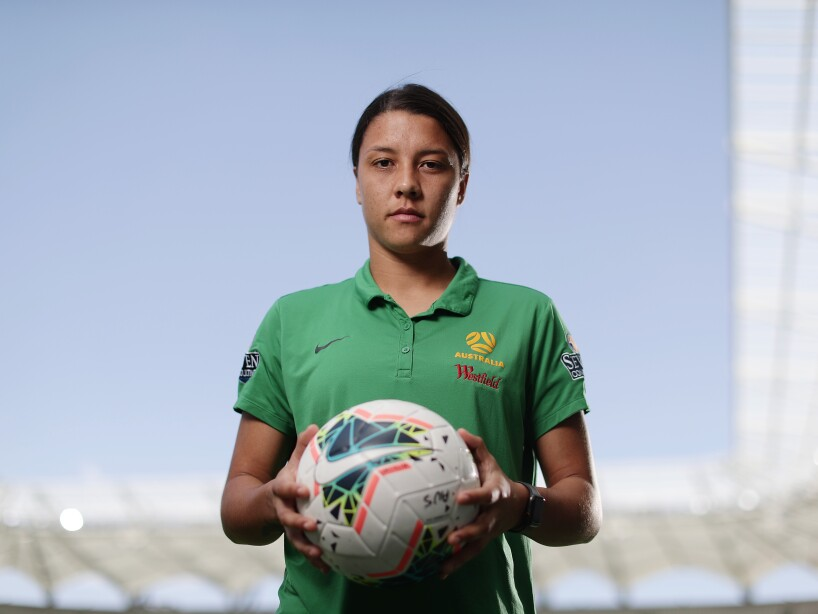 Australia Matildas Press Conference & Training Session