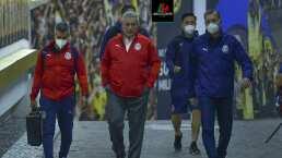 Chivas y la gran olla de presión para la dupla Peláez-Vucetich
