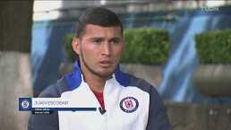 "Juan Escobar: ""Un club grande, Cruz Azul, debe ser campeón"""