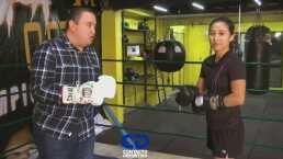 Yesenia Gómez hace sus últimos ajustes para enfrentar a Mirna Sánchez