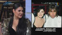 Alejandra Ávalos revela que una actriz se interpuso en su matrimonio con Fernando Ciangherotti