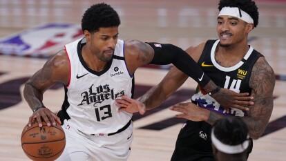 Los Angeles Clippers conisguen imponerse a los Denver Nuggets con un marcador de 113-107 y retoman la ventaja en las semifinales.