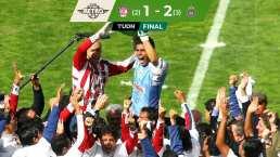 Futbol Retro   El 'Bofo' y el 'Maza' le daban a Chivas su onceava estrella