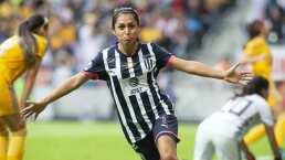 Rayadas se asoman al título de la Liga MX Femenil