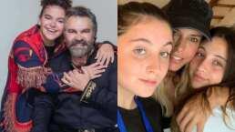 Lucero Mijares es compañera de clase de una de las hijas de Maky y Juan Soler