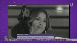 Jennifer López está a punto de estrenar película