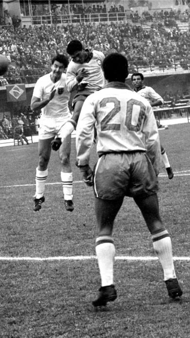 Brazil England Soccer World Cup 1962