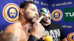 Gran Guerrero quiere la máscara de Místico