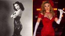 María Victoria quiere que Aracely Arambula la intérprete en su película biográfica