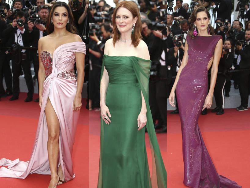 Todos los looks de alfombra roja Cannes 2019