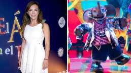 Me dolía horrible: Laura Flores revela por qué fue un reto participar en '¿Quién es la Máscara?'