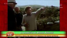 VIDEO: ¡Descubre la maldición Roman Polanski!