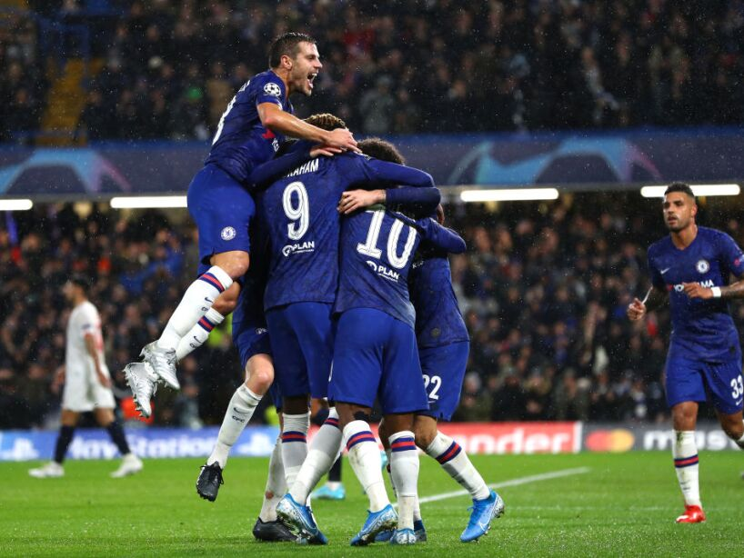 Chelsea FC v Lille OSC: Group H - UEFA Champions League