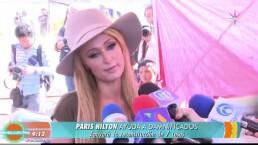 ¡PARIS HILTON AYUDARÁ A RECONSTRUIR 7 CASAS EN XOCHIMILCO!