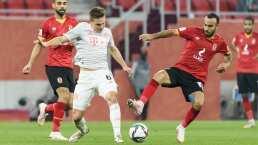 Kimmich minimiza comparaciones con el Alemania-México de 2018