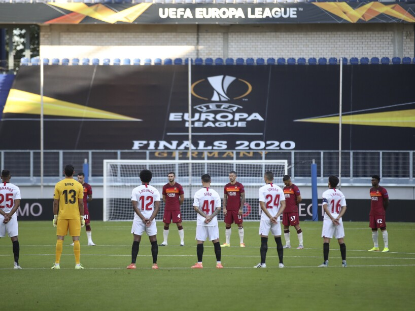 Germany Soccer Europa League