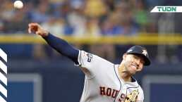 Los Astros logran un poco ortodoxo pero efectivo out