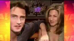 Lasrápidasde Cuéntamelo ya!Viernes 6 de noviembre): Matthew Perry mantuvo romance en secreto con Jennifer Aniston