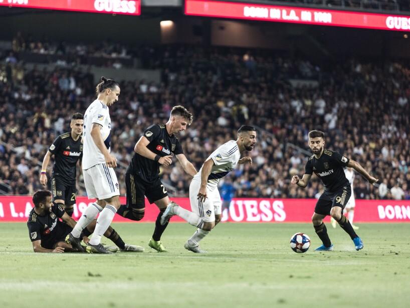 LAFC 5-3 LA Galaxy