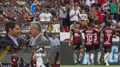 El Atlas le gana al Querétaro en casa y llega a 17 unidades.