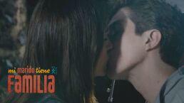 Revive la escena: ¡Linda y Bruno ya andan!