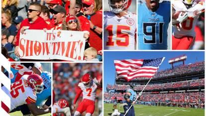 Kansas City 32-35 Tennessee. Los Titans remontan a los Chiefs y consuman la victoria evitando un gol de campo.