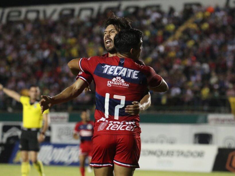 Con gol tempranero de Oribe Peralta (15'), Guadalajara se impuso por la mínima diferencia.