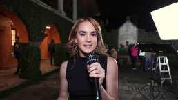Así se grabó el accidente de Gala Montes en 'La Mexicana y el Güero'
