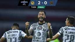 Resumen | América derrota a Bravos por primera vez en Liga BBVA MX