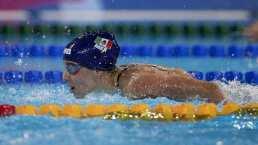Athena Meneses, la atleta más joven de México en Panamericanos