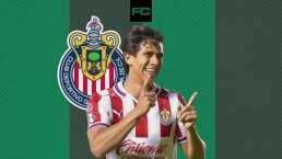 José Juan Macías mantiene la ilusión de Chivas con sus goles