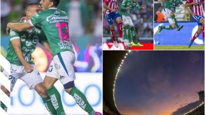 Con un autogol sumado a los goles de Jean Meneses y Ángel Mena, el León se aproxima a la Liguilla y aleja a San Luis de la zona de calificación.