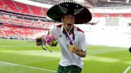 Le roban la medalla de oro de Londres 2012 al 'Chatón'