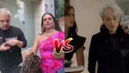 """Galilea Montijo recrea escena de la película """"El Diablo Viste a la Moda"""""""