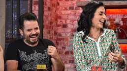Bárbara Torres y José Eduardo se burlan de que Eugenio Derbez era 'todólogo' en 'La Familia P. Luche'