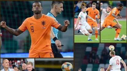 Estos equipos se han enfrentado en nueve ocasiones. Los Países Bajos se han llevado 7 victorias, mientras que Bierlorrusia sólo dos.