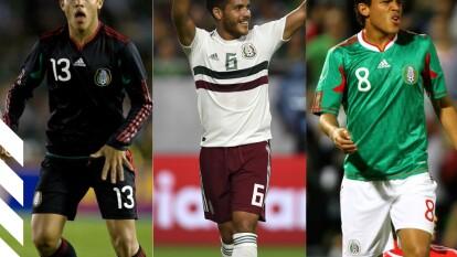 Tras conocer la baja de Jonathan dos Santos en selección, respasamos su historial con la selcción mexicana.