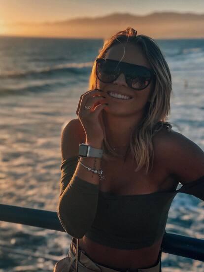 La modelo y actriz rusa, de 26 años de edad, vive en México desde 2012 y su popularidad en el mundo de las telenovelas crece como la espuma.