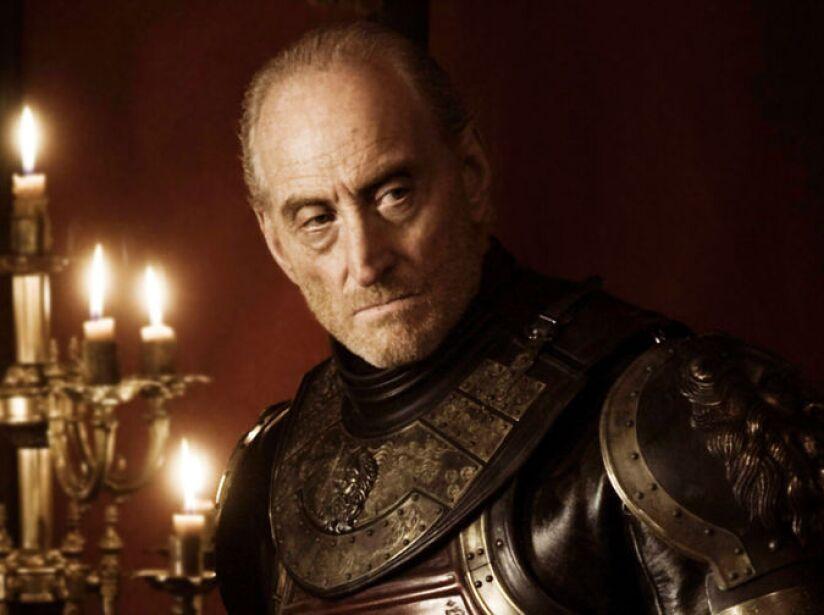 8. Tywin Lannister: Este Lord de Games of Thrones posee 1.800 millones de dólares, ¡nada mal!