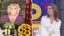 """Andrea Escalona interpreta una de las canciones favoritas de su mamá: """"La vida es un tesoro sin igual"""""""
