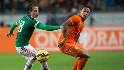 México se volverá a ver las caras con Holanda este 7 de octubre de 2020, seis años después de su último enfrentamiento.