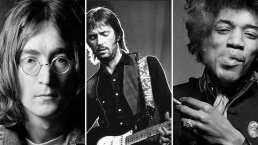 John Lennon, Eric Clapton y Jimi Hendrix hicieron que estas guitarras valieran millones solo por tocarlas