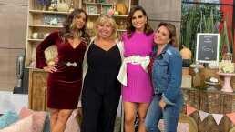 Exclusiva: Tania Rincón habla como nunca antes de su relación con Galilea Montijo y Andrea Legarreta