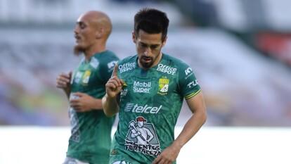 Con doblete de Nickiller y goles del Chapo Montes y Fernando Navarro, el León avanza a la final donde se enfrentarán al Club Pachuca.