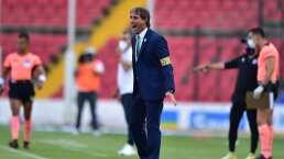 """Almada admite """"pecado"""" de su equipo en Querétaro"""
