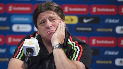 Desde 1991, cuando Estados Unidos eliminó a México en las semifinales de la Copa Oro, el Tri ha perdido nueve veces 2-0.