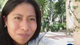 Entre rumores de boicot, Yalitza Aparicio planea dominar el inglés