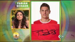Marifer Centeno analiza a Messi y a Schar a través de su firma