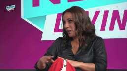 Consuelo Duval confiesa que le cuesta dejar de ver a sus hijos como sus bebés