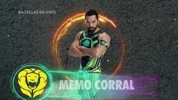 Memo Corral es el capitán de los Leones en 'Guerreros 2020'